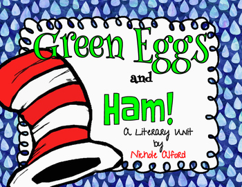 Read Across America- Green Eggs and Ham