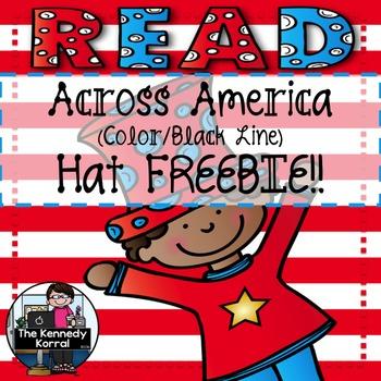Read Across America Hat {Freebie}
