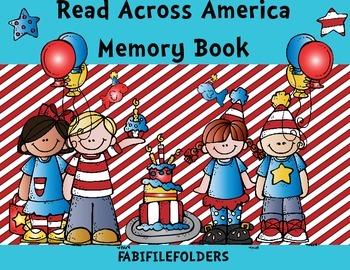 Read Across America Memory Book