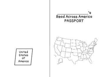 Read Across America Passport