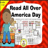 Read Around America Speech Therapy Printable Pack