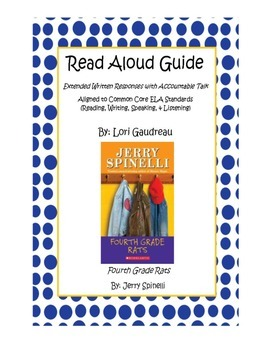 Read Aloud Guide for Fourth Grade Rats