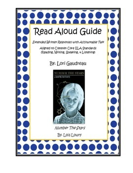 Read Aloud Guide for Number the Stars