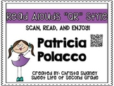 Read Alouds QR Style: Patricia Polacco