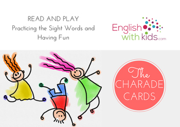 Read And Play - The Charade Cards