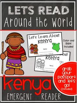Read Around the World: Kenya