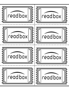 Read Box Tickets