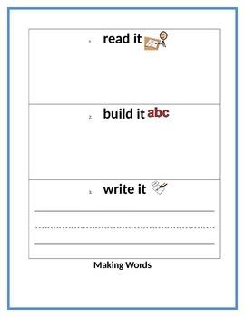 Read Build Write