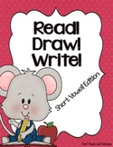 Read! Draw! Write! (Short Vowel Word Families)