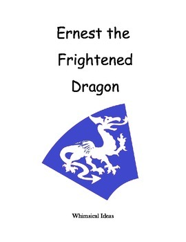 Read & Draw storybook for young readers (Earnest the Frigh