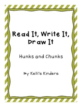 Read It, Write It, Draw It- Digraphs and Diphthongs