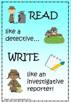 Read Like a Detective, Write Like an Investigative Reporter
