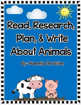 Read, Research, Plan, & Write