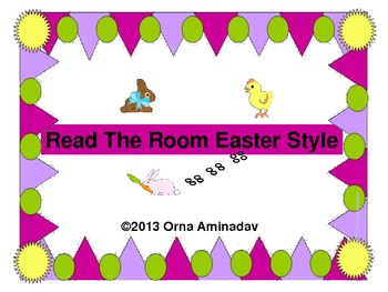 Read The Room, Easter Style