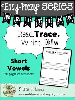 Read, Trace, Write, & Draw