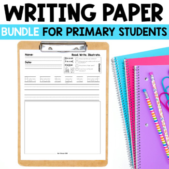 Read. Write. Illustrate. Bundle