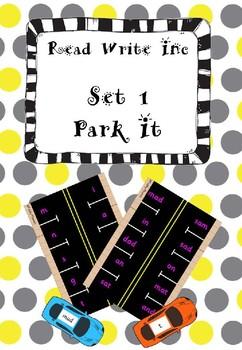 Read Write Inc - Set 1 Park It
