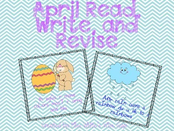 Read, Write, and Revise