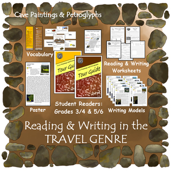Read & Write in Travel Genre (INCLUDED in Cave Paintings &