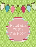 Read & Write the Room -Winter