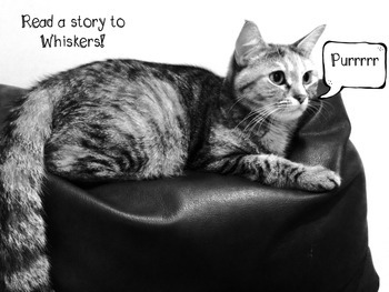 Read a Story to Whiskers!
