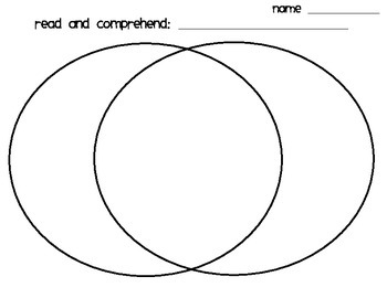 Read and Comprehend- Compare and Contrast