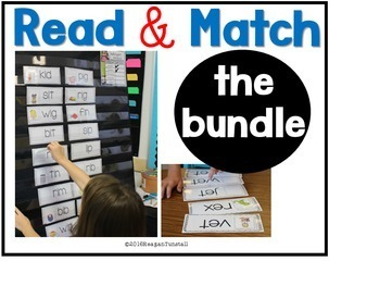Read and Match Bundle