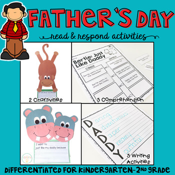 Father's Day: Read and Respond