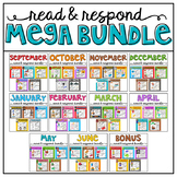 Read and Respond GROWING MEGA BUNDLE