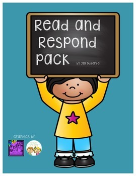 FREE Read and Respond Forms for Homework
