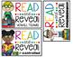 Read and Reveal Label Organization {freebie}