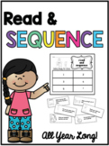 Reading Skills Pack 3: Read and SEQUENCE Mega-Pack