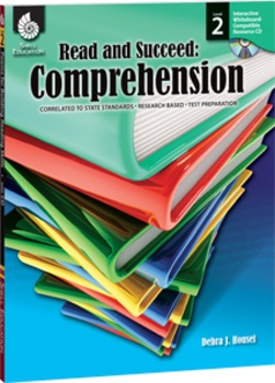 Read and Succeed Comprehension Level 2 (eBook)