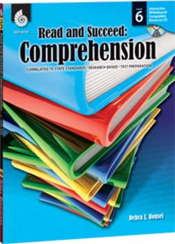 Read and Succeed Comprehension Level 6 (eBook)
