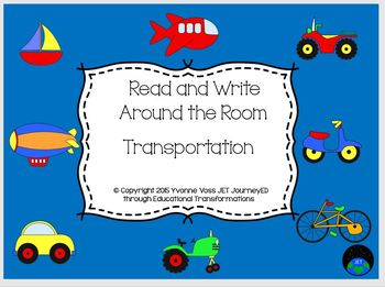 Read and Write Around the Room Transportation