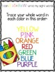 Read and Write Sight Words-Dolch A