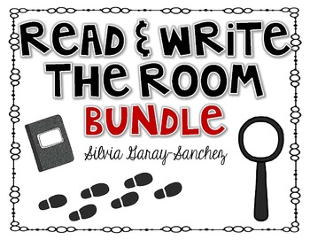 Read and Write the Room Bundle
