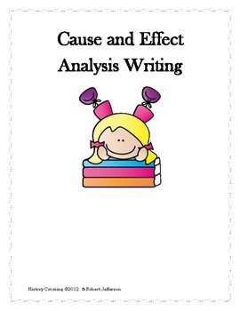 Read and respond with Cause & Effect Analysis
