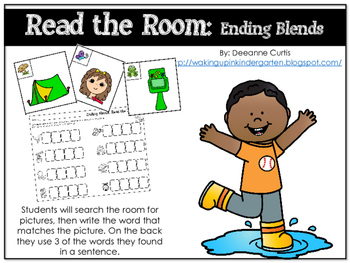 Read the Room: Ending Blends
