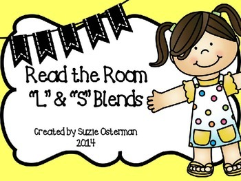 Read the Room- L and S Blends