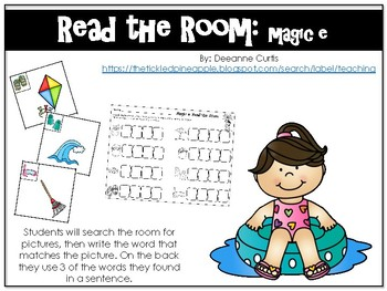 Read the Room: Magic E