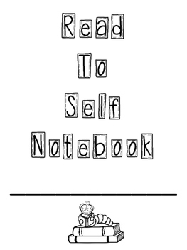 Read to Self Notebook