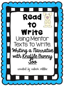 Read to Write - Knuffle Bunny Too