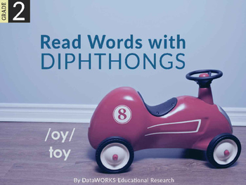 Read Words With Diphthongs
