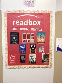 Readbox display kit