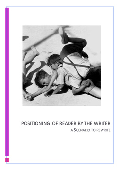 Reader Positioning Creative Writing Task