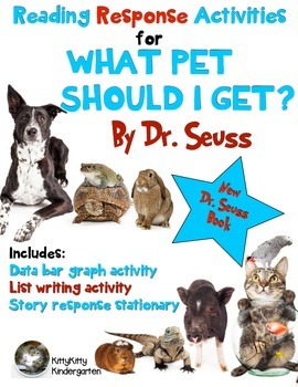 Reader Response Activities for What Pet Should I Get?