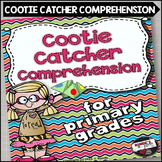 Reading Response Cootie Catchers for Primary Grades