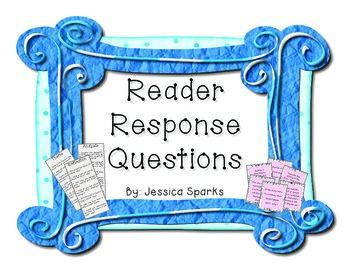 Reader Response Questions
