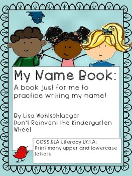 Reader for Early and Emergent ELA learners